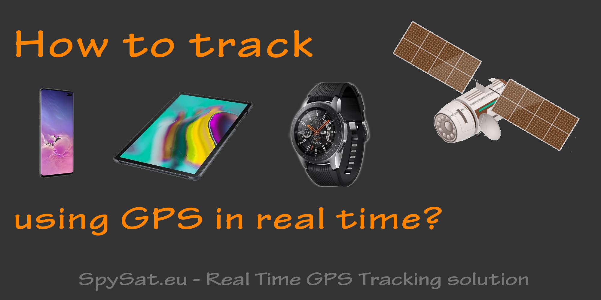 Free GPS Real Time tracking