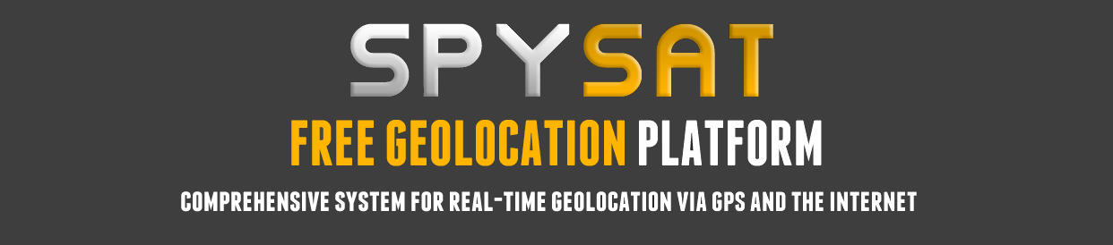 SpySat free phone geolocation